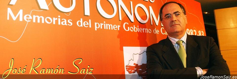 Página personal de José Ramón Saiz
